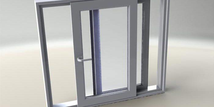 درب و پنجره های دوجداره UPVC - ساندویچ پانل - سازه فضاکار ...