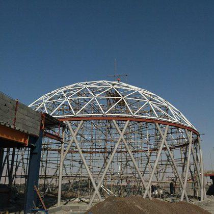 شرکت سازه های فضایی سپهر Archives - ساندویچ پانل, سازه ...